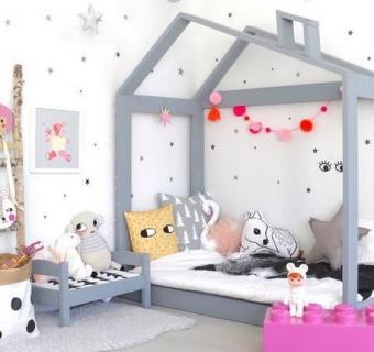 Pokój dziecka inspirowany Montessori