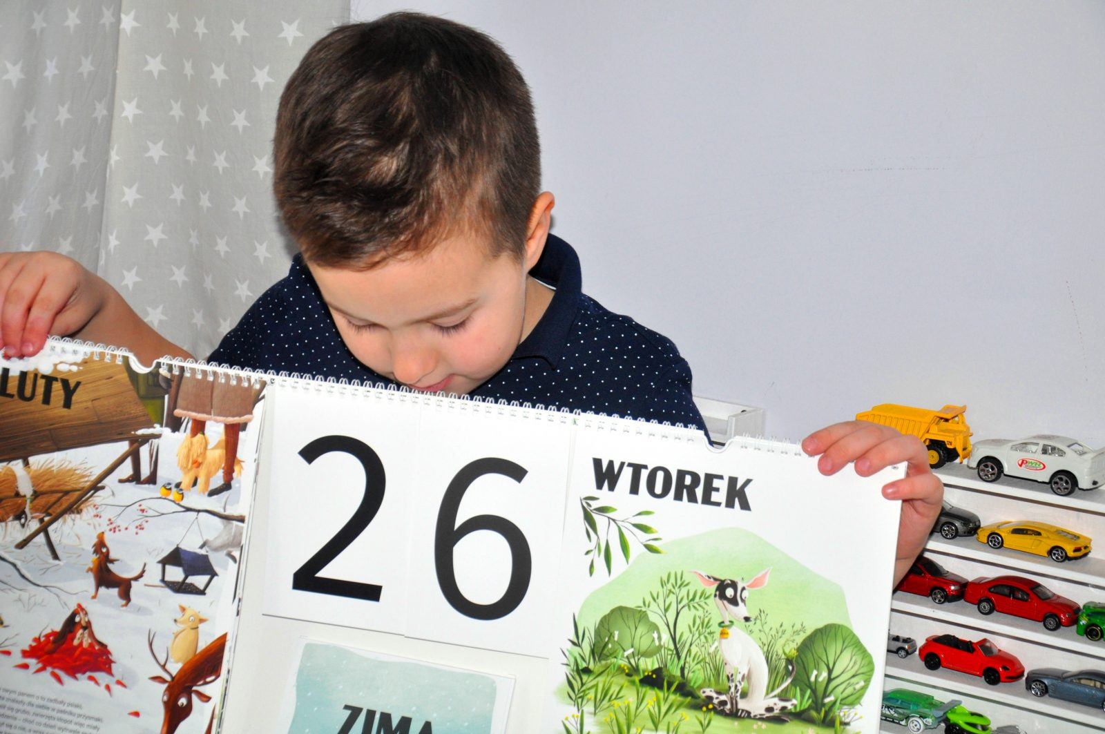 Jak pomóc dziecku zrozumieć kalendarz
